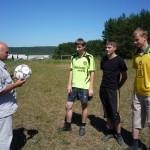 Акция Подари мяч дворовой команде