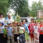 Детский сад в МУК МЦРБ
