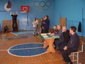 Зимняя Спартакиада допризывной молодежи на приз памяти А.Назарова