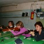 Соревнования педагогических работников не приз памяти А.И.Волчихина.
