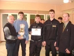 Стрелковый поединок на приз памяти В.Секнина