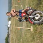 р.п. Сура Фигурное вождение мотоцикла на приз памяти А.Волкова